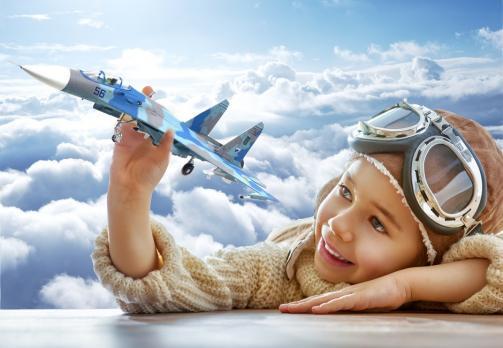 Детская программа Пилотик (7-16 лет) (2-3 часа)